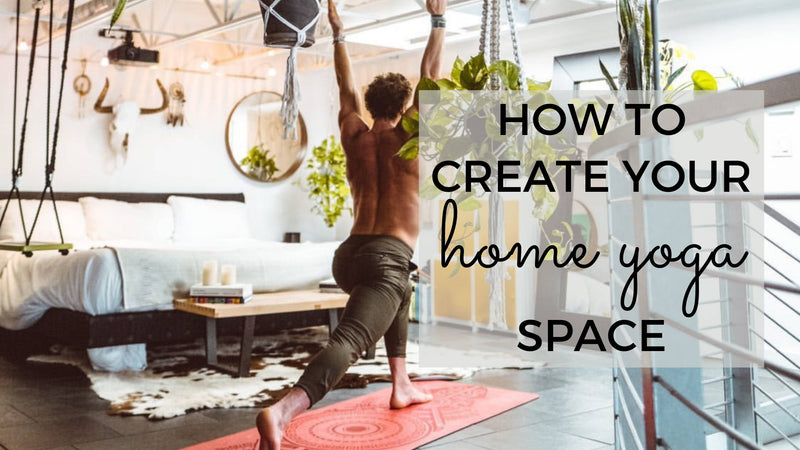 How To Create Your Home Yoga Space