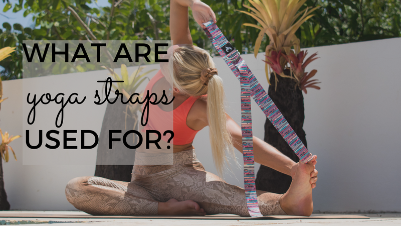 What Are Yoga Straps Used For