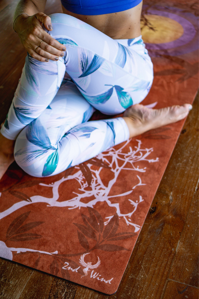Root to Rise Yoga Mat