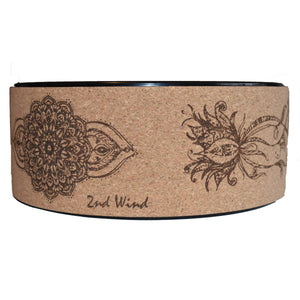 2nd Wind - Lotus Flower Yoga Wheel