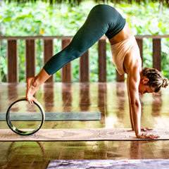 2nd Wind - Yoga Wheel for core strength