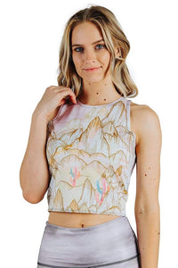 Reversible Knot Top in Monsoon Medley