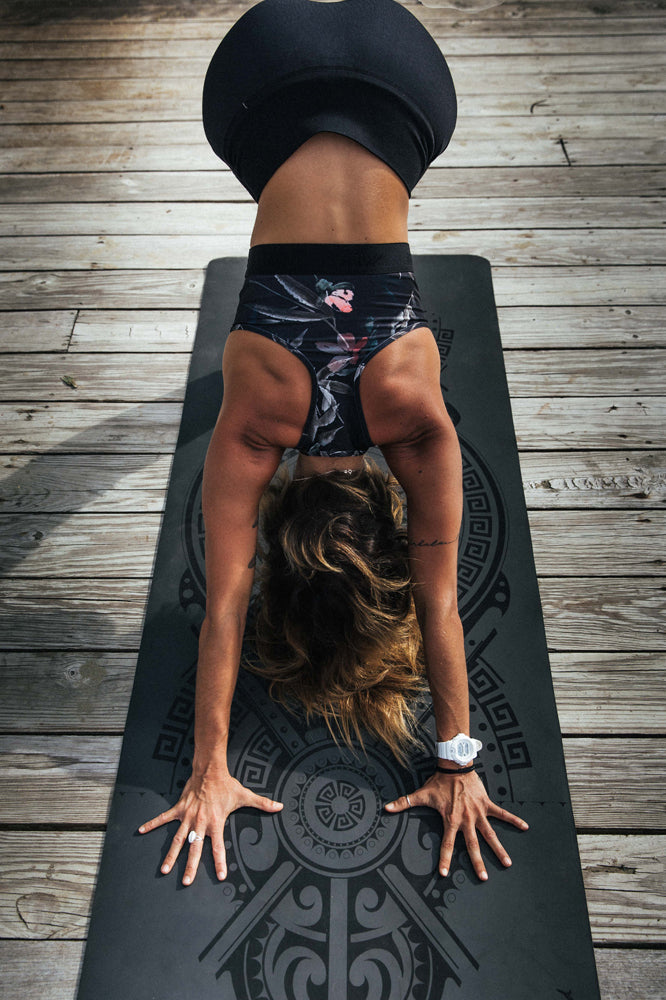 Sticky Yoga Mat - Slate Grey