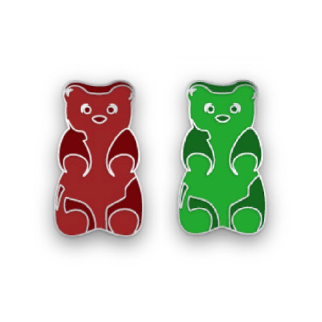 Gummy Bear Friendship Pins