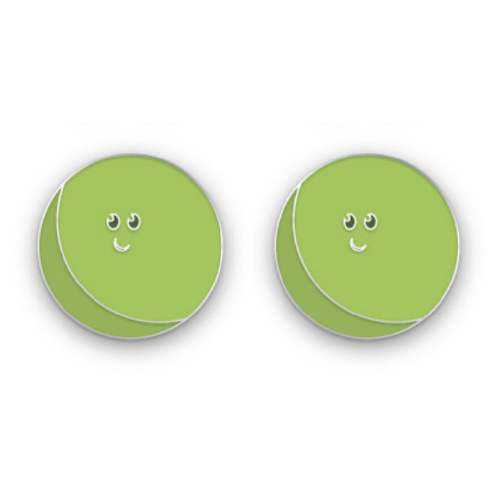 Two Peas in a Pod Friendship Pins