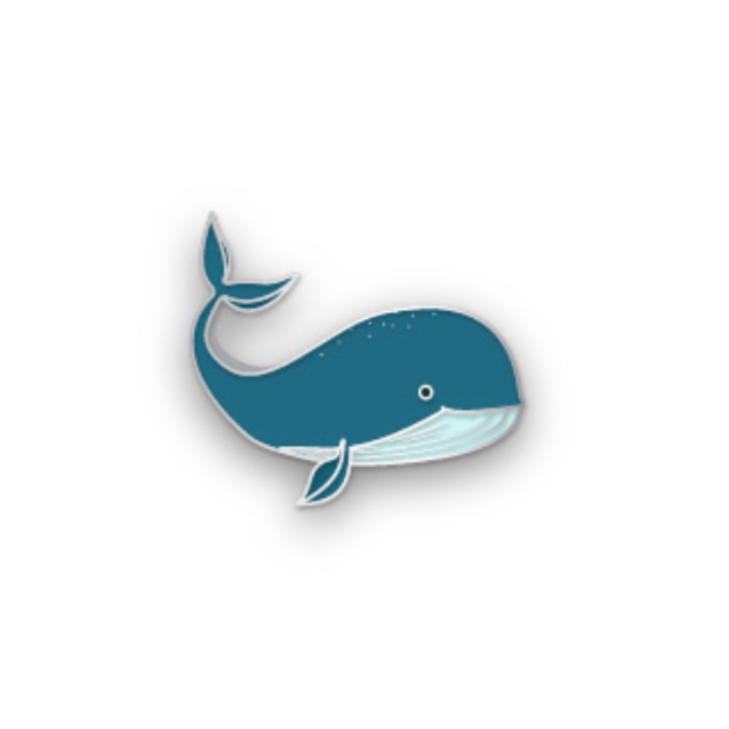 Whale Pin