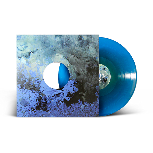 "Wear Your Wounds ""Dunedevil"" 12""LP (Gold inside blue vinyl)"