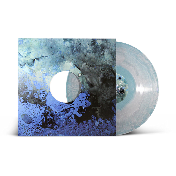 "Wear Your Wounds ""Dunedevil"" 12""LP (Silver and blue mix vinyl)"