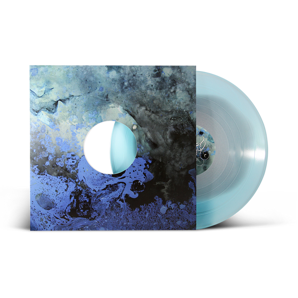 "Wear Your Wounds ""Dunedevil"" 12""LP (Silver inside blue vinyl)"