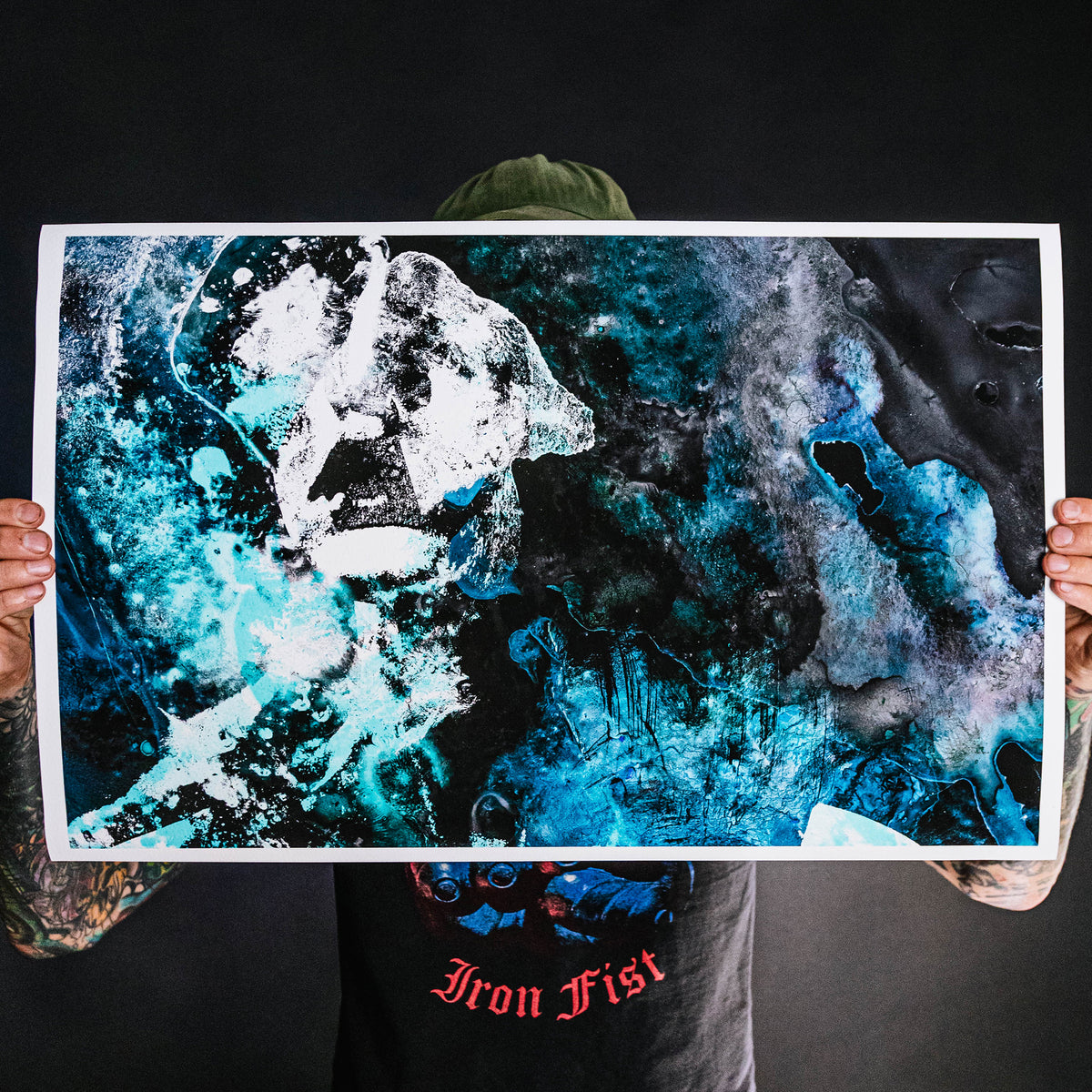 "J. Bannon ""AWLWLB: Glacial Pace"" Limited Print"