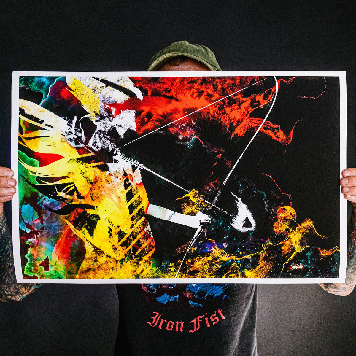"J. Bannon ""AWLWLB: Aimless Arrow"" Limited Print"