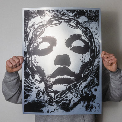 "J. Bannon ""Break the Chain"" Limited Print"