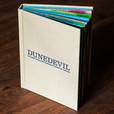 "J. Bannon ""Dunedevil"" 300 Page Art Book: 2nd Edition"