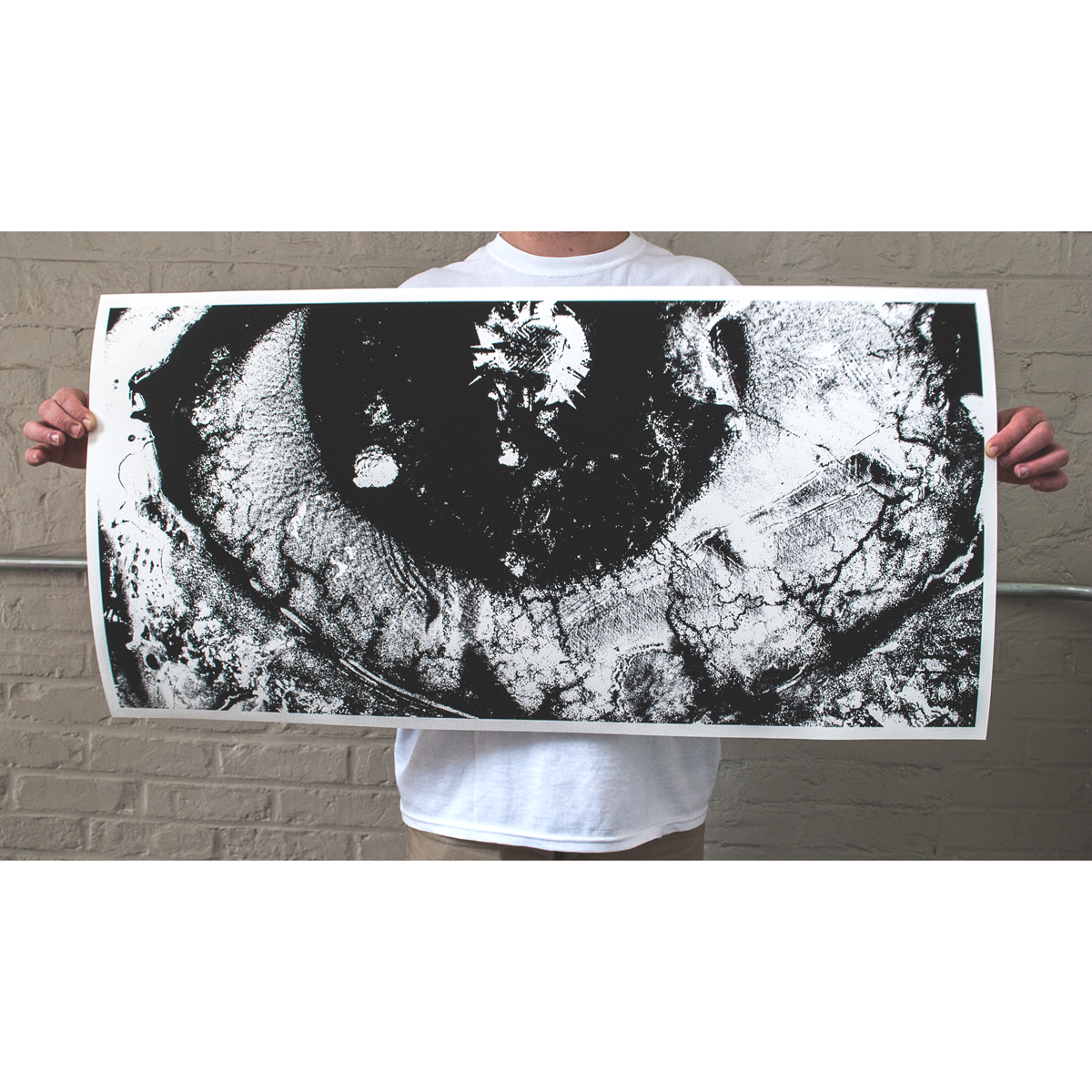 "J. Bannon ""02: Eye of the Quarrel"" Giclee Print"