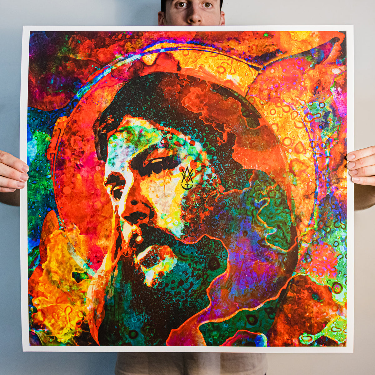 "J. Bannon ""Amigo The Devil"" Limited Print"