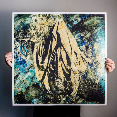 "J. Bannon ""The Boundless Black: Reaper"" Limited Print"