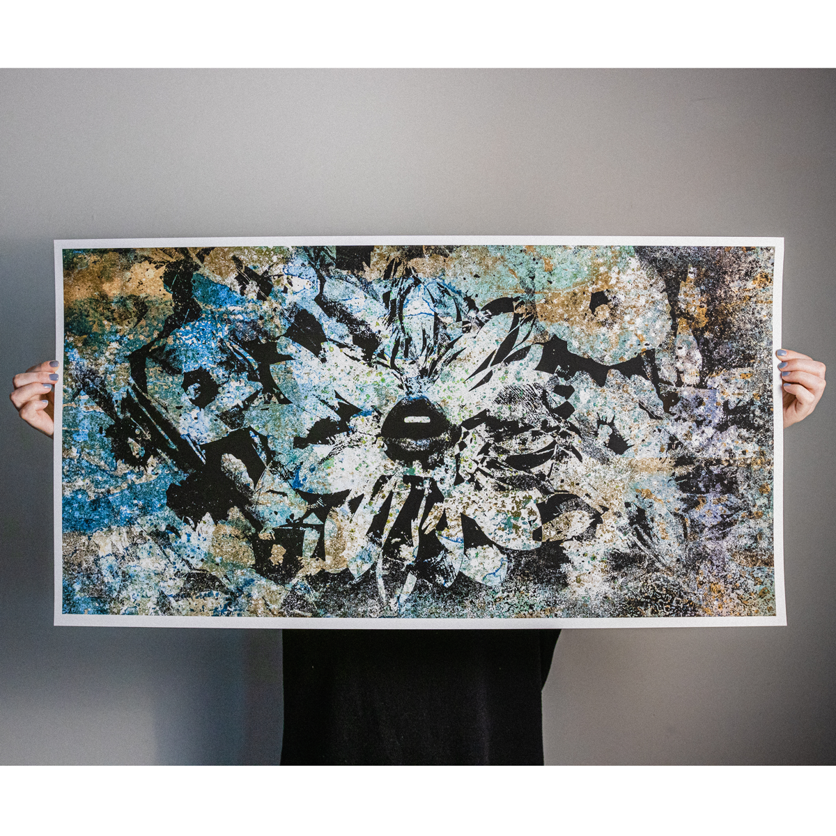 "J. Bannon ""Cruel Bloom"" Limited Print"