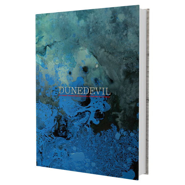 "J. Bannon ""Dunedevil"" 300 Page Art Book"