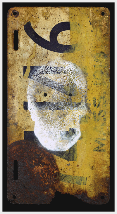"J. Bannon ""Skull Study: Two"" Giclee Print"