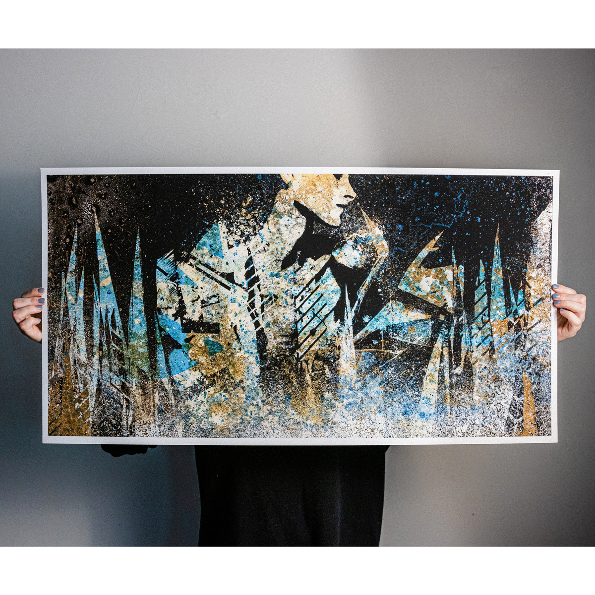 "J. Bannon ""Wretched World"" Limited Print"
