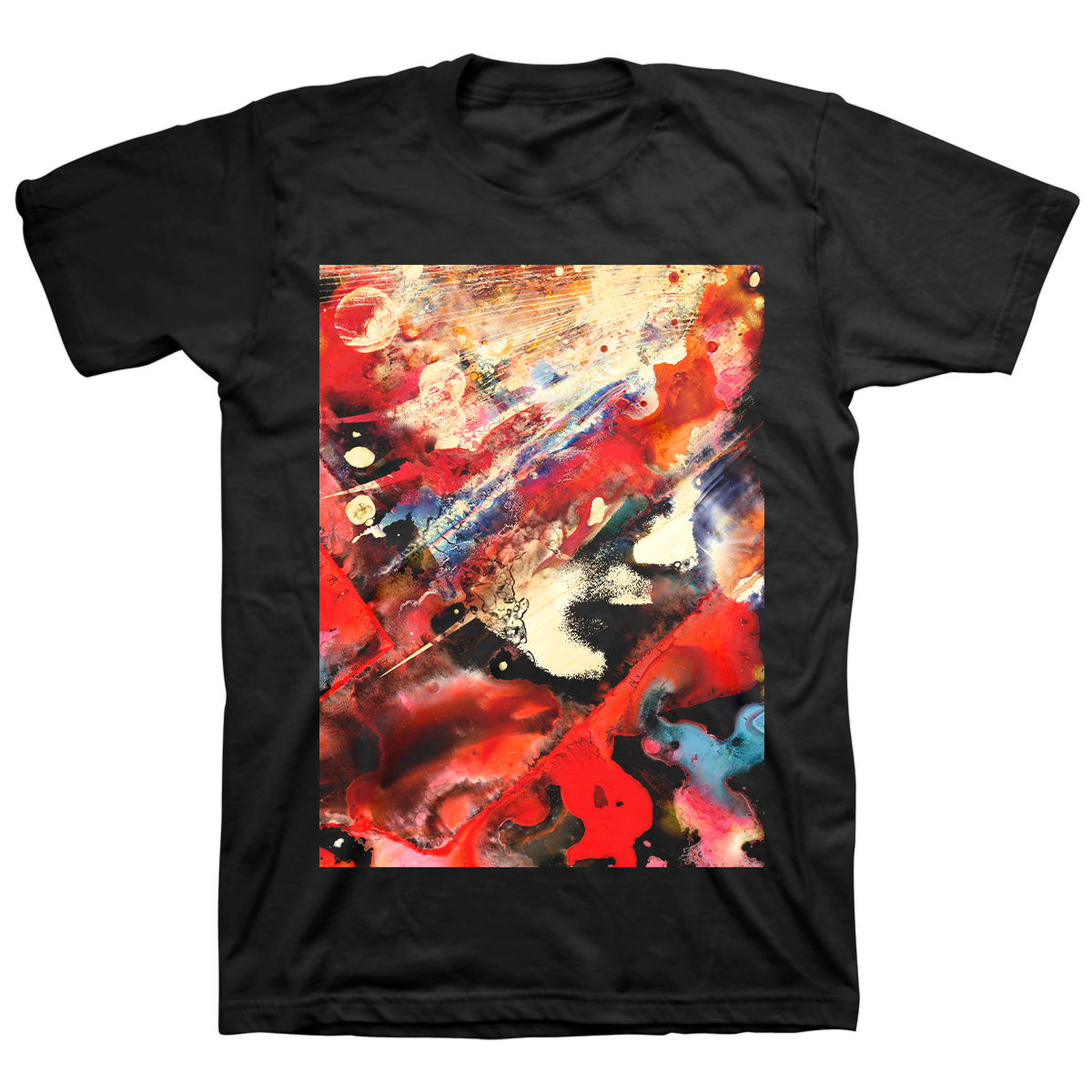 "J. Bannon ""Descent"" Black T-Shirt"