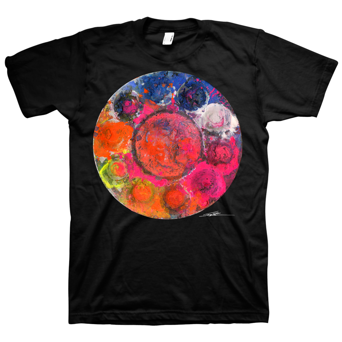 "J. Bannon ""The Palette"" T-Shirt"