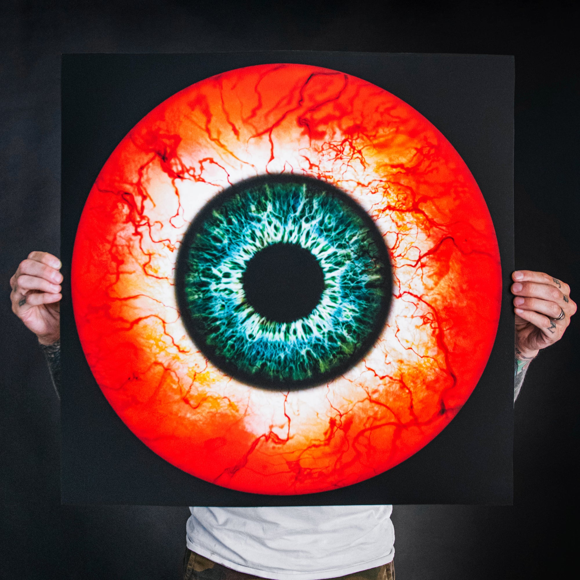"J. Bannon ""Umbra Eye"" Limited Print"