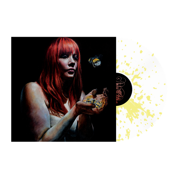 "Wear Your Wounds ""Live at the BBC"" 12""LP (Clear and Yellow Splatter vinyl)"