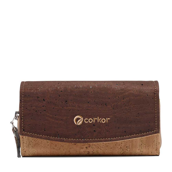 Women's Continental Wallet Two Tone
