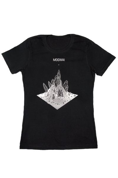 Womens Crystal Hologram Tee