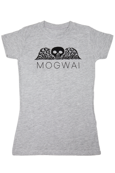 Womens Skull Wings Tee