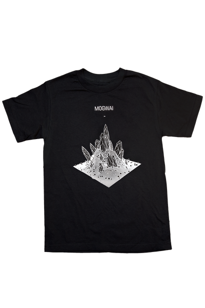 Mens Crystal Hologram Tee