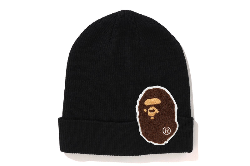 BIG APE HEAD KNIT CAP M