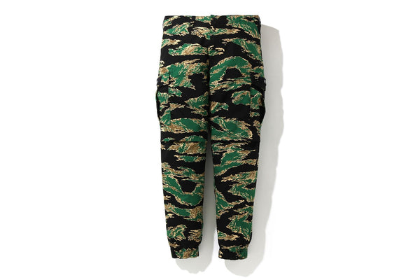 TIGER CAMO 6POCKET JOGGER PANTS