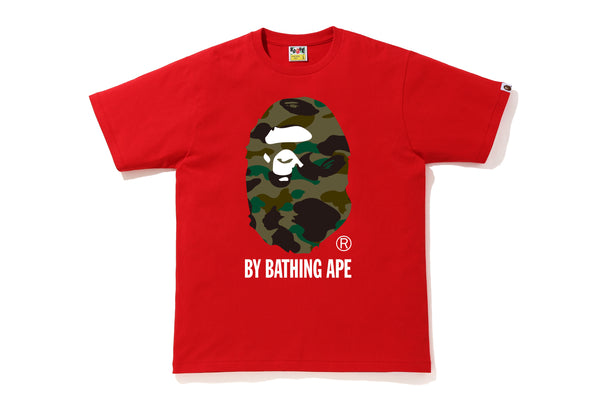 1ST CAMO BY BATHING APE TEE