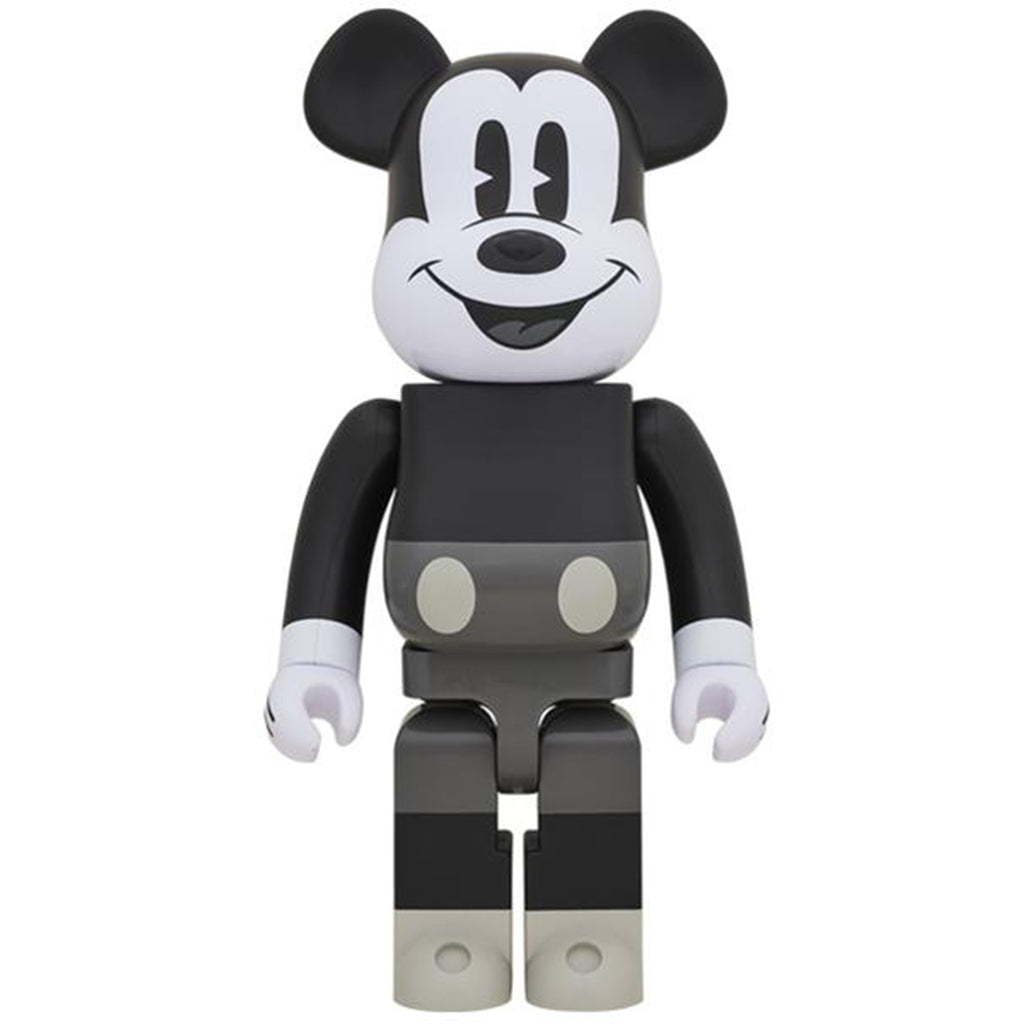 BE@RBRICK MICKEY MOUSE (B&W Ver.) 1000¥_ƒ
