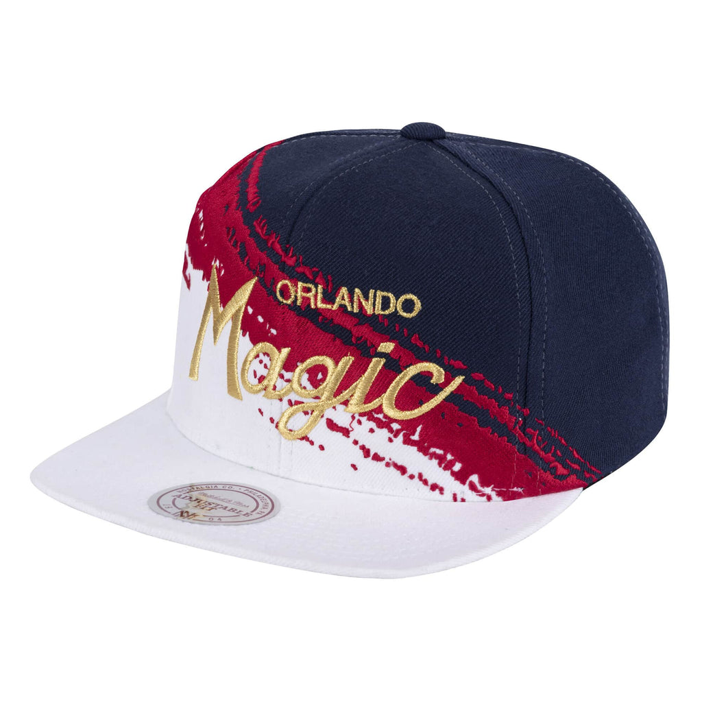 Mitchell & Ness Independence Brushed Snapback Orlando Magic