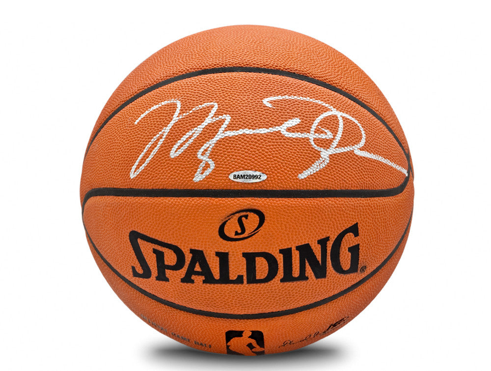 Autographed Spalding Basketball