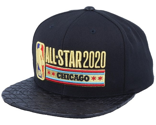 Mitchell & Ness NBA LUX STARS SNAPBACK ALL STAR HAT