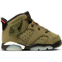 Air Jordan 6 Retro 'Travis Scott' Toddler