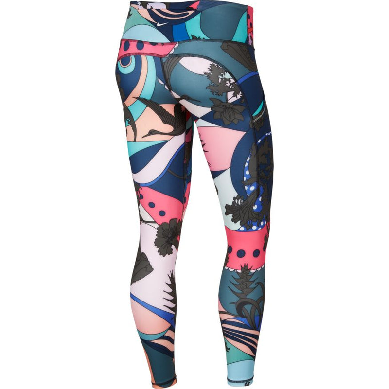 Nike Epic Luxe Icon Clash Women's Printed Running Leggings