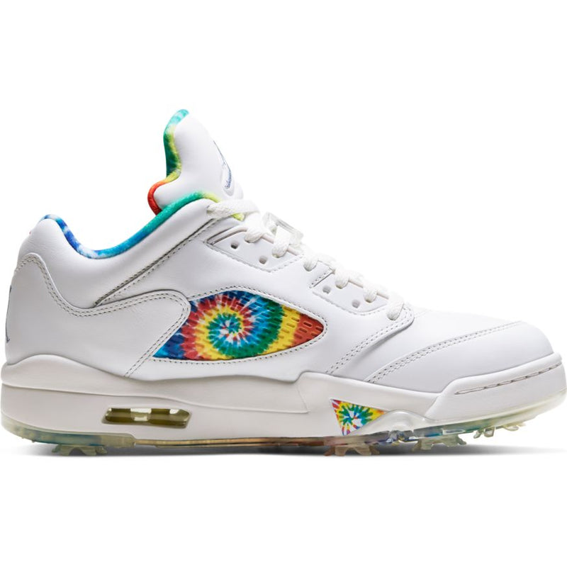 Jordan 5 Low Golf 'Tie Dye'