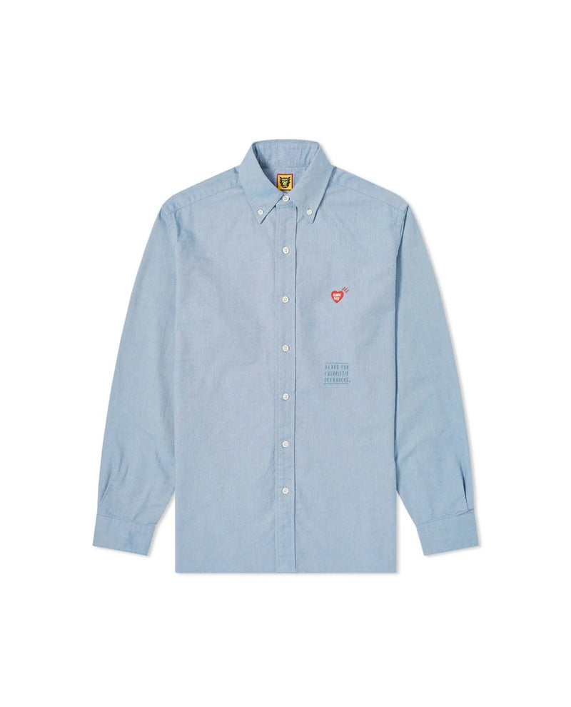 COLOR OXFORD B.D.SHIRT