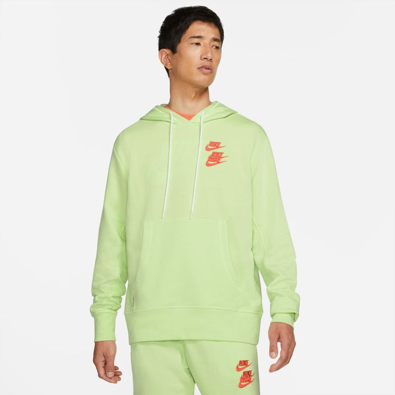 Nike Sportswear French Terry Hoodie 'World Tour'
