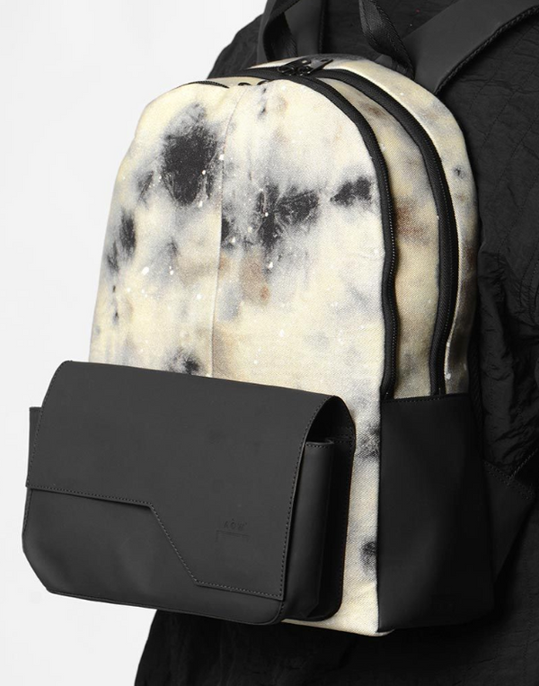 STAIN PRINT BACKPACK