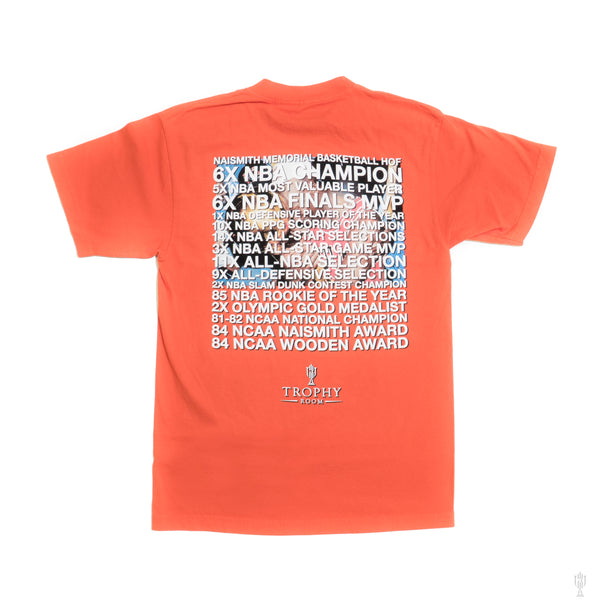 TROPHY ROOM 'ACCOLADES' TEE