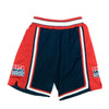 Mitchell & Ness Team USA Authentic Shorts