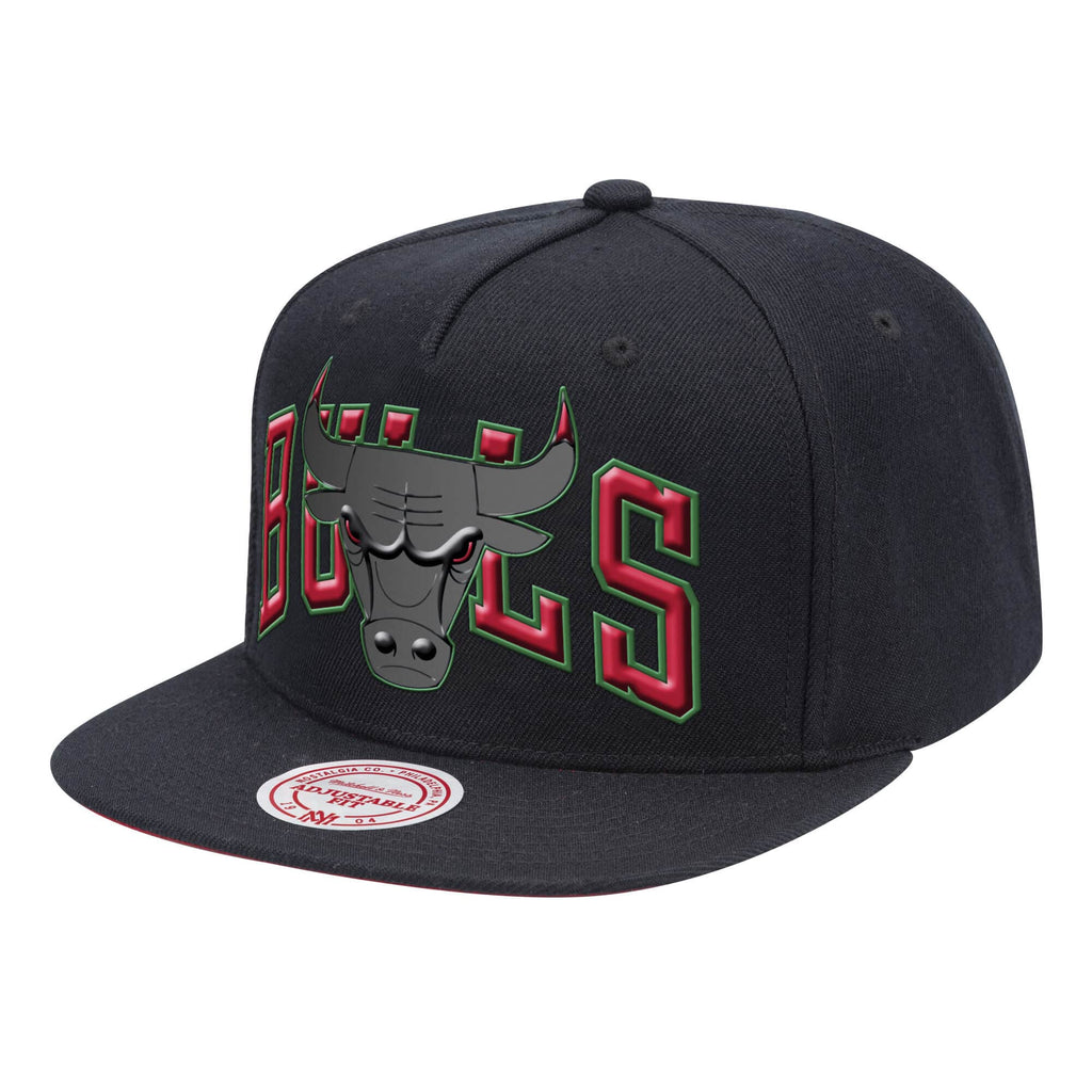 Mitchell & Ness Chicago Bulls Spirit Snapback