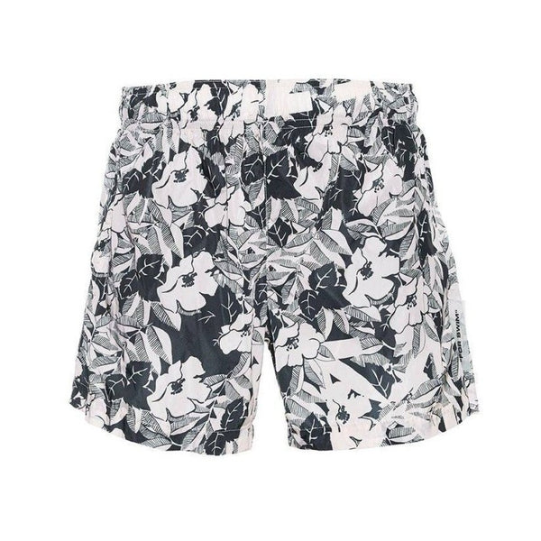 FLORAL SWIMSHORTS ALL OVER