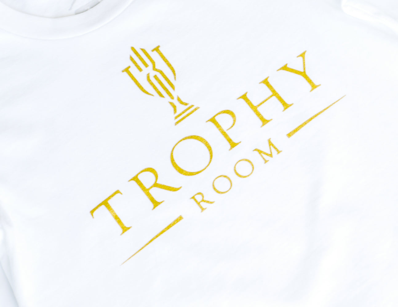 Air Jordan + TROPHY ROOM 23 Wordmark Tee Toddler